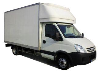 Noleggio furgone box centinato