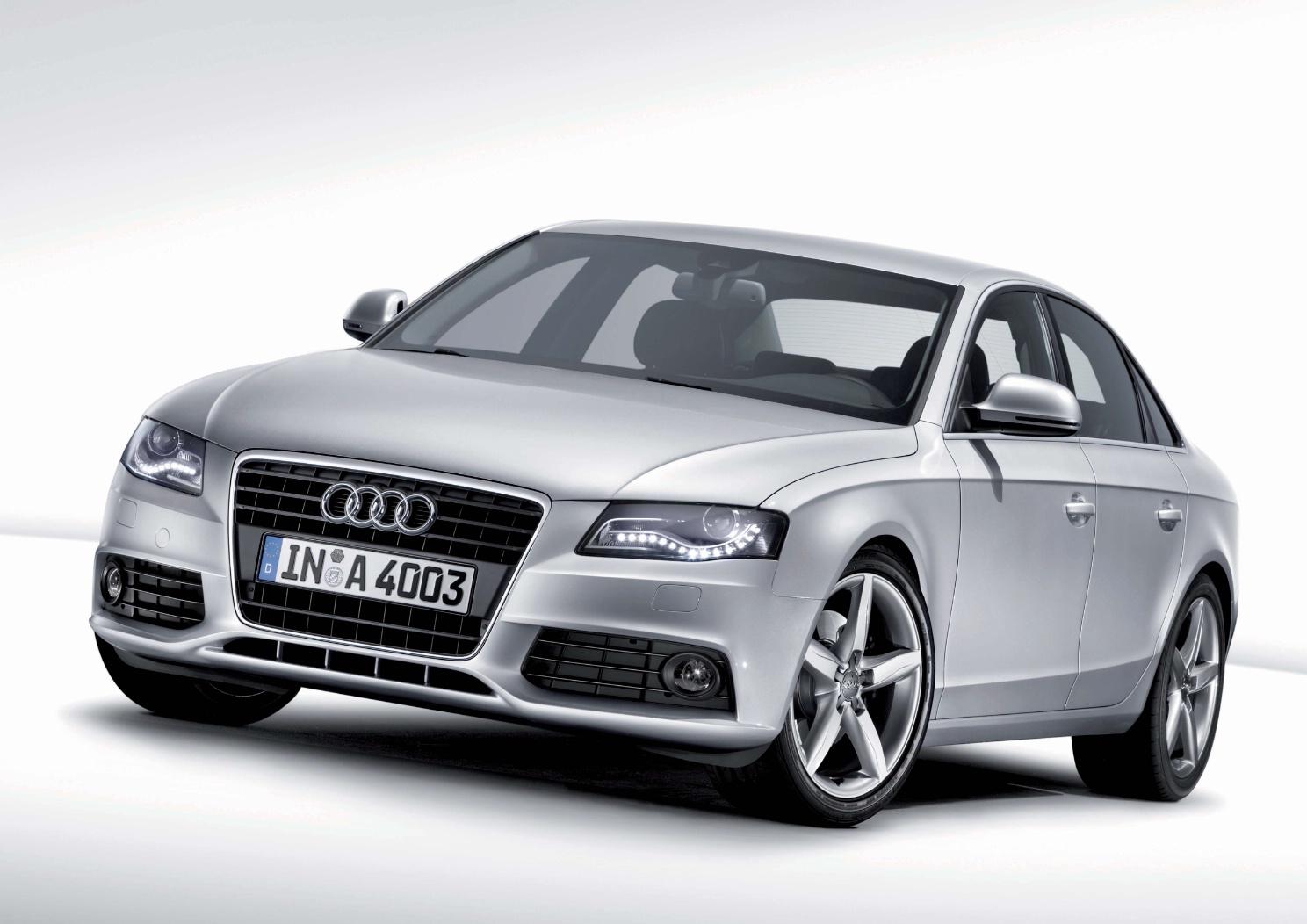Noleggio auto premium - Auto premium - Audi A4