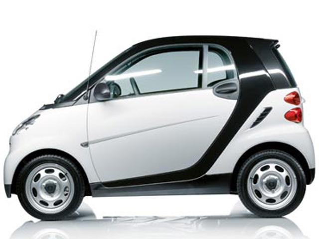 Noleggio auto Economy - Smart Fortwo
