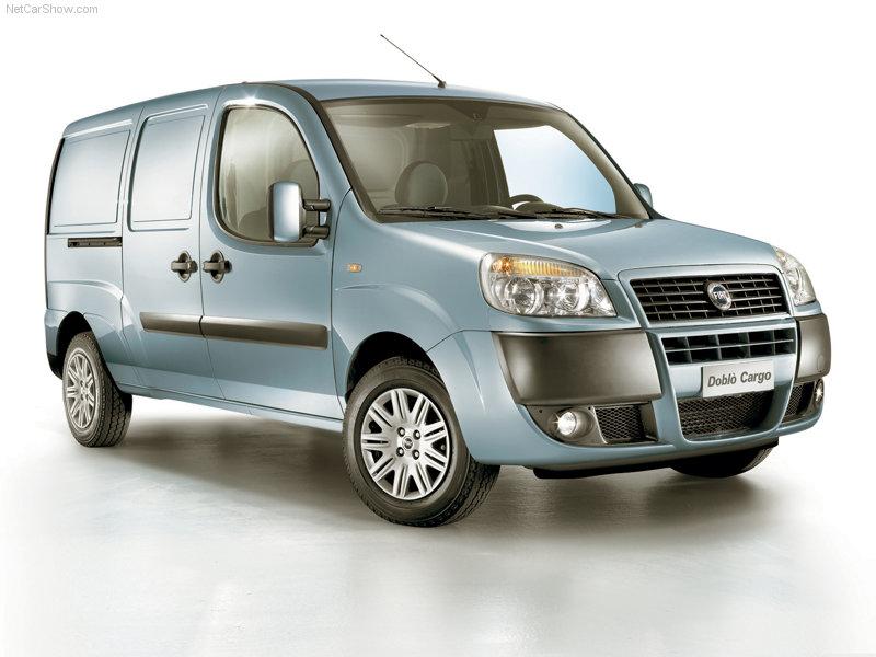 Noleggio furgone piccolo - Doblo